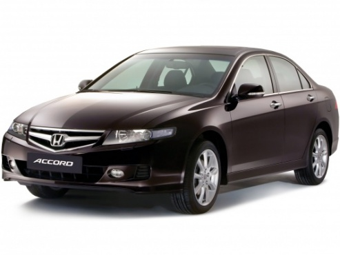 Антикоррозийная обработка Honda Accord